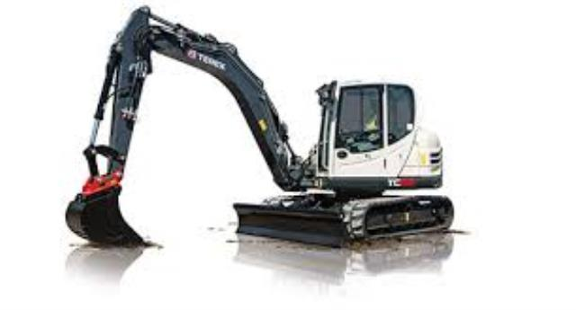 Where to find MIDI EXCAVATOR in Southern California